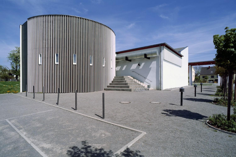 Mehrzweckhalle Pforzheim