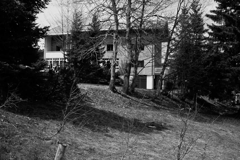 Umbau Söllerhütte Riezlern